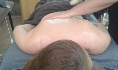 Cupping massage